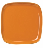 Vietri Fantasia Orange Square Platter