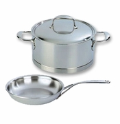 Demeyere Atlantis Cookware 3 Piece Set