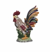 Andrea by Sadek Multi Color Rooster Figure