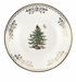 Spode Christmas Tree Gold Bread & Butter Plate