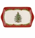 Spode Christmas Tree Dessert Tray