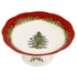 Spode Christmas Tree Footed Candy Dish