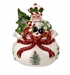 Spode Christmas Tree Nutcracker Peppermint Candy Box