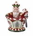 Spode Christmas Tree Nutcracker Peppermint Dip Set With Spreader