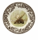 Spode Woodland Bread & Butter Plate - Majestic Moose