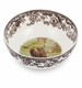 Spode Woodland Round Salad Bowl - Majestic Moose