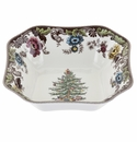 Spode Christmas Tree Grove Square Serving Bowl