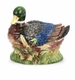 Spode Harvest Duck Covered Box