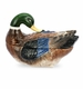 Spode Harvest Duck Cookie Jar