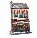 Mr. Christmas Animated Village Store - It's Always Christmas Toy Store