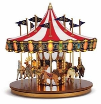 Mr. Christmas The Anniversary Carousel