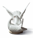 Lladro Love Nest Figurine