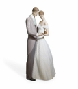 Lladro Together Forever Figurine