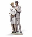 Lladro Civil Ceremony Figurine