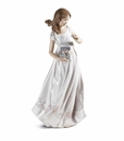 Lladro Treasures Of The Earth Figurine