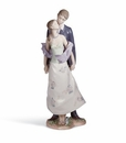 Lladro Perfect Match Figurine