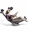 Lladro Romantic Serenade Figurine