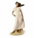 Lladro Mediterranean Breeze (Earth) Figurine
