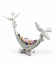 Lladro Petals Of Peace Figurine