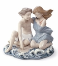 Lladro Summer Crush Figurine