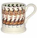 Emma Bridgewater All Over Game Birds Half Pint Mug