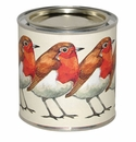 Emma Bridgewater Robin Treacle Tin Candle