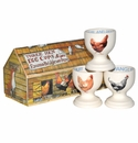 Emma Bridgewater Easter Hens Set of 3 Egg Cups