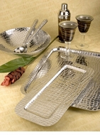 Beatriz Ball Crocodile Metalware Collection