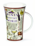 Dunoon Wines of the World Mug 16.9 Oz.