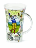 Dunoon Mug - World of Golf Mug 16.9 Oz.