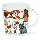 Dunoon Mug - Dog Lover Mug 10.8 Oz.