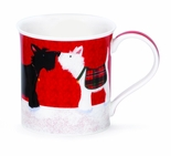 Dunoon Mug - Scotty Dogs 10.1 Oz.