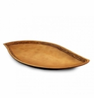 Enrico Tortoise Shell Mango Wood Serving Platter