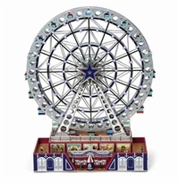Mr. Christmas World's Fair - Platinum Grand Ferris Wheel