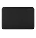 "Wellness Mats Anti-Fatigue Floor Mat Linen Black - 36""L x 24""W"