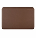 "Wellness Mats Anti-Fatigue Floor Mat Linen Brown - 36""L x 24""W"