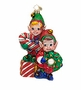 Christopher Radko Double the Fun! Ornament