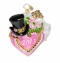 Christopher Radko Together Forever Ornament