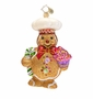 Christopher Radko Ginger Baker Ornament