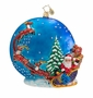 Christopher Radko Into the Starry Night Ornament