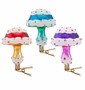 Christopher Radko Magic Mushrooms Ornament