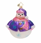 Christopher Radko Pleasantly Plump Ornament