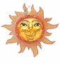Christopher Radko Here Comes the Sun Ornament