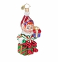 Christopher Radko Minty Sprite Ornament