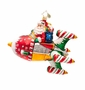 Christopher Radko Full Speed Ahead Ornament