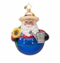 Christopher Radko Jolly Good Gardener Ornament