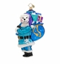 Christopher Radko Polar Bearing Gifts Ornament