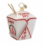 Christopher Radko Tasty Takeout Ornament