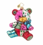 Christopher Radko Patches Ornament