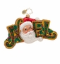 Christopher Radko Joyous Noel Ornament